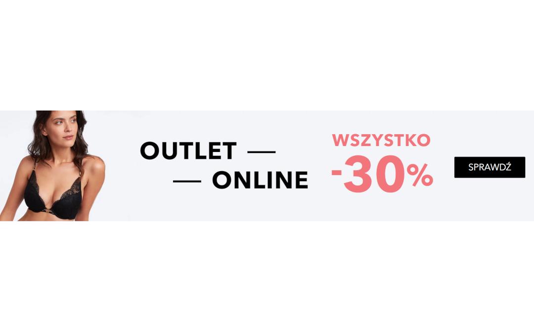 Outlet - wszystko -30%