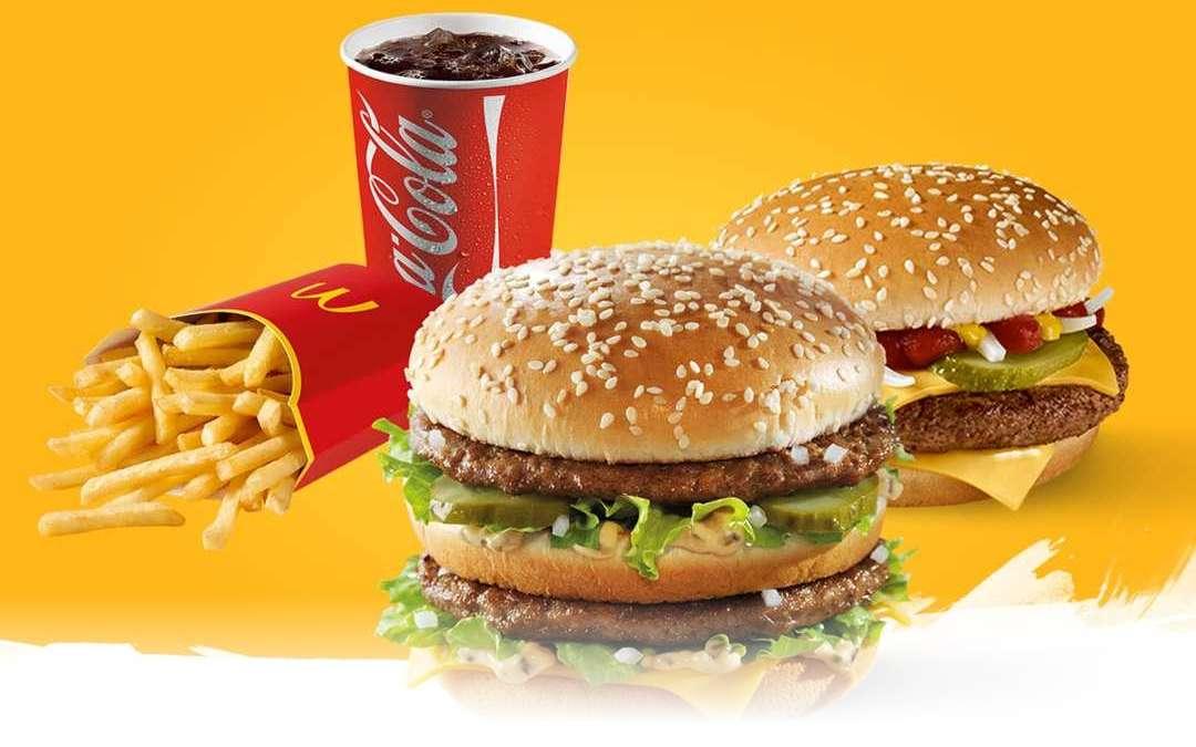 McZestaw Big Mac + McRoyal za 22,00 zł