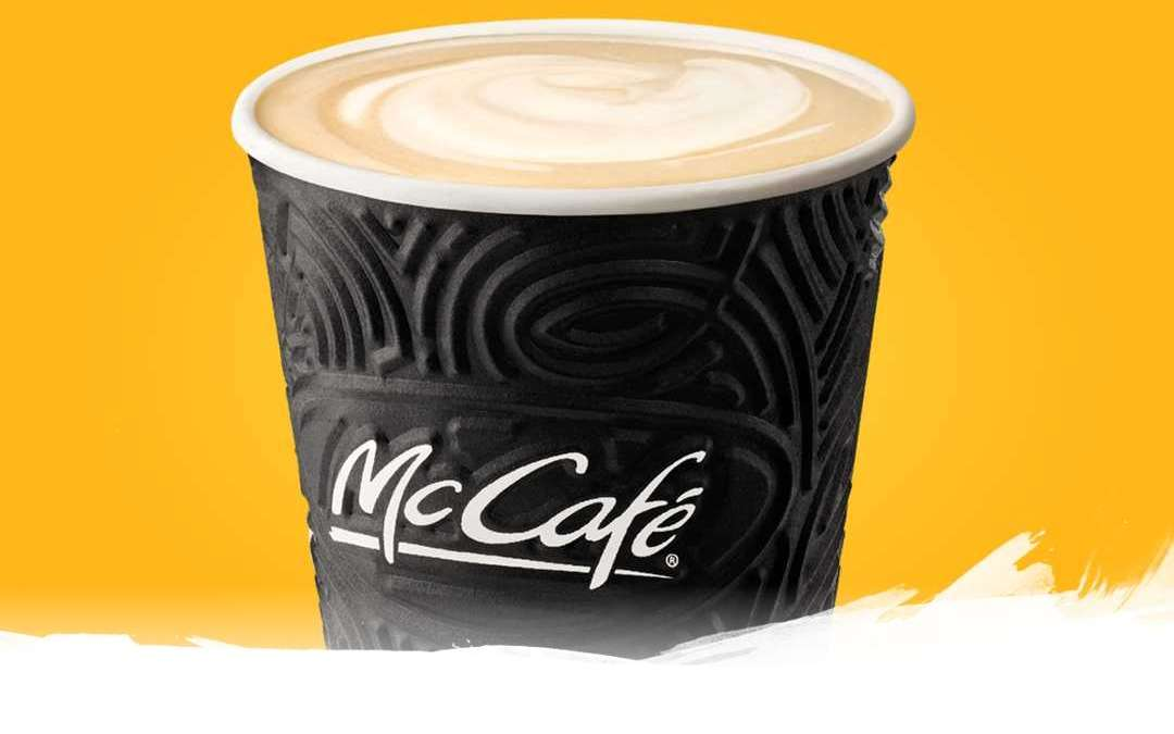 McCafe Cafe Latte 300 ml za 5,00 zł