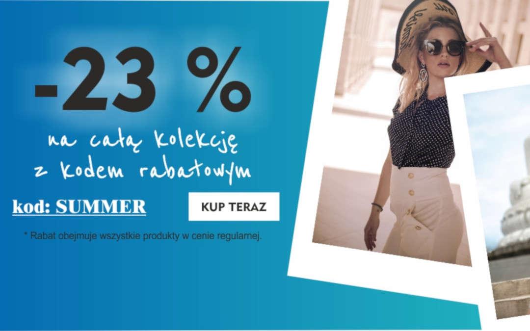 -23% zniżki