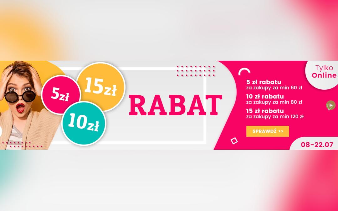 Rabaty online