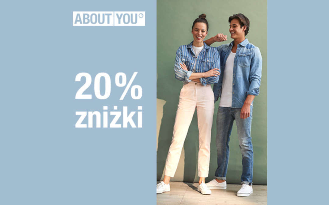-20% zniżki