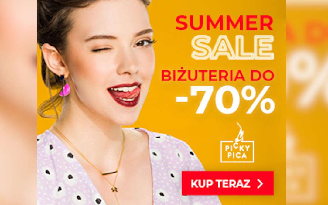 Summer Sale -70%