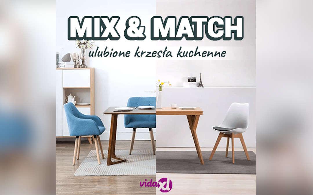 Mix&Match - ulubione krzesła kuchenne