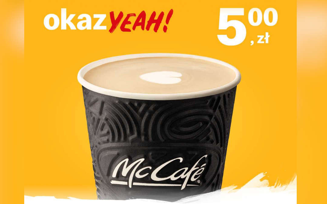 McCafe Flat White 200ml