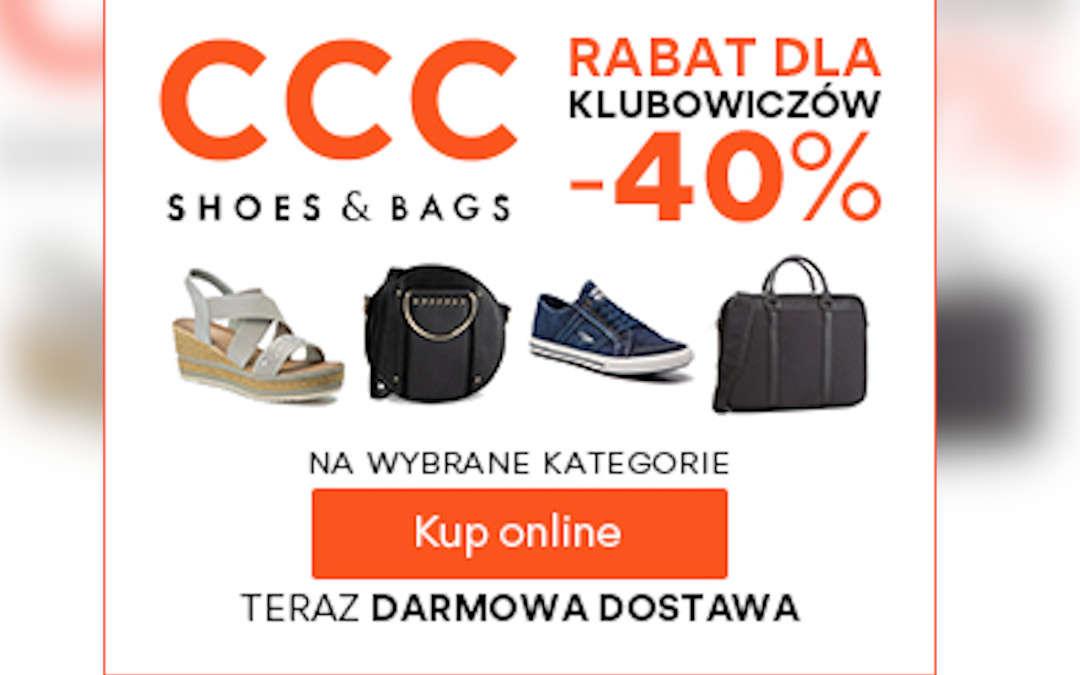 Rabat -40% dla Klubowiczów
