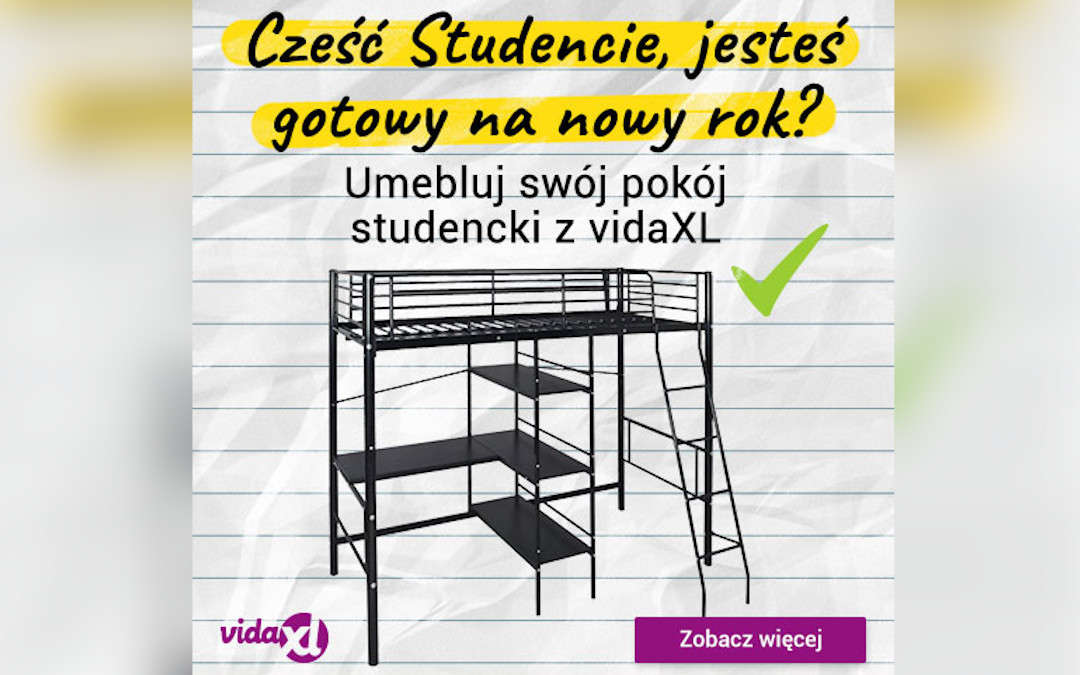 Umebluj swój pokój studencki