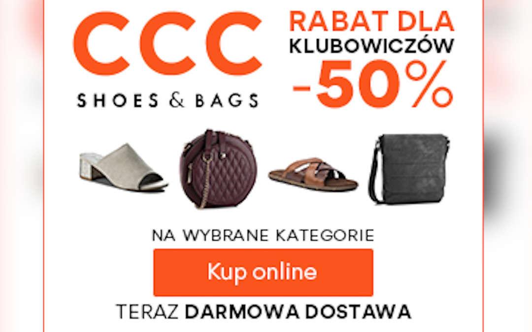 Rabat -50% dla klubowiczów