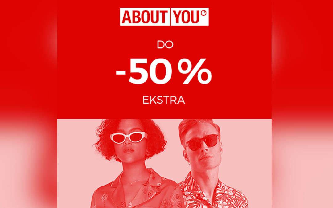 Do -50% extra!