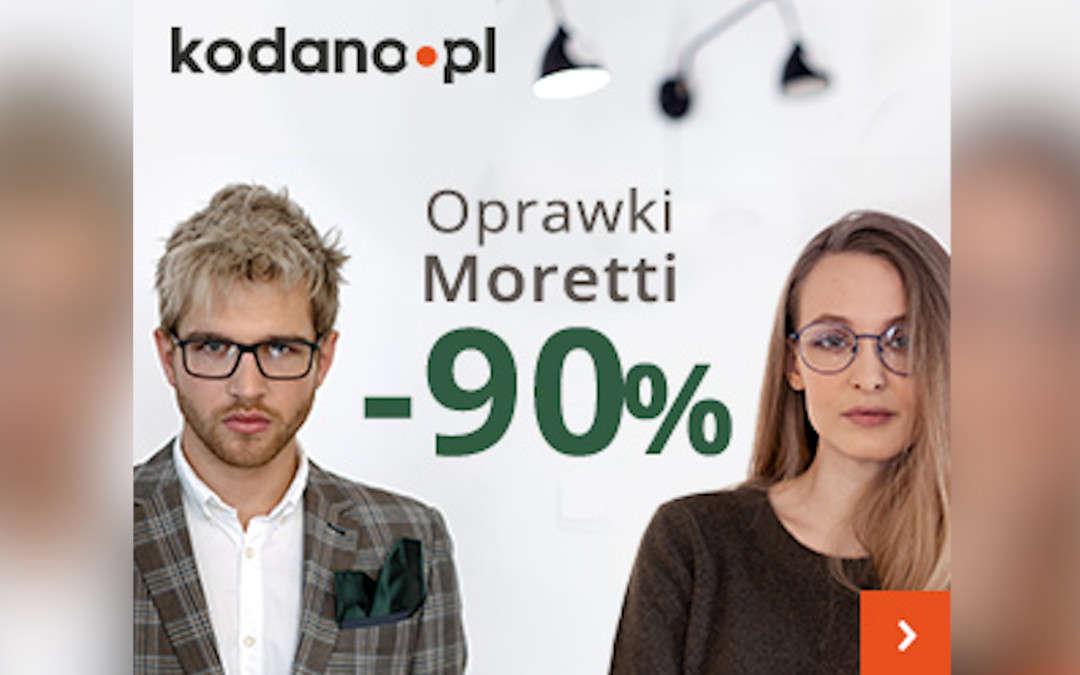 Oprawki Moretti -90%