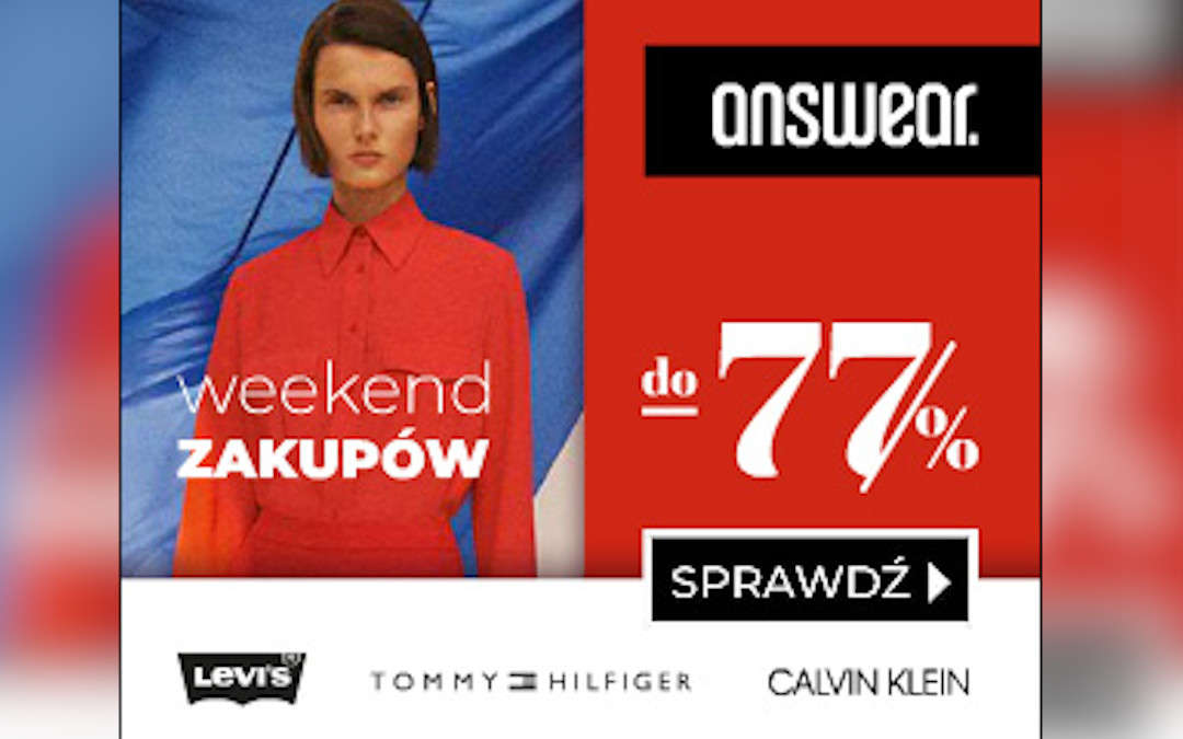 Weekend zakupów do -70%
