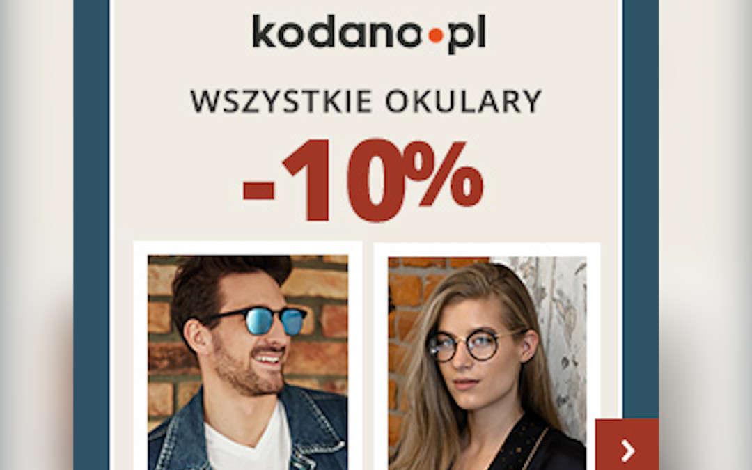 Wszystkie okulary -10%